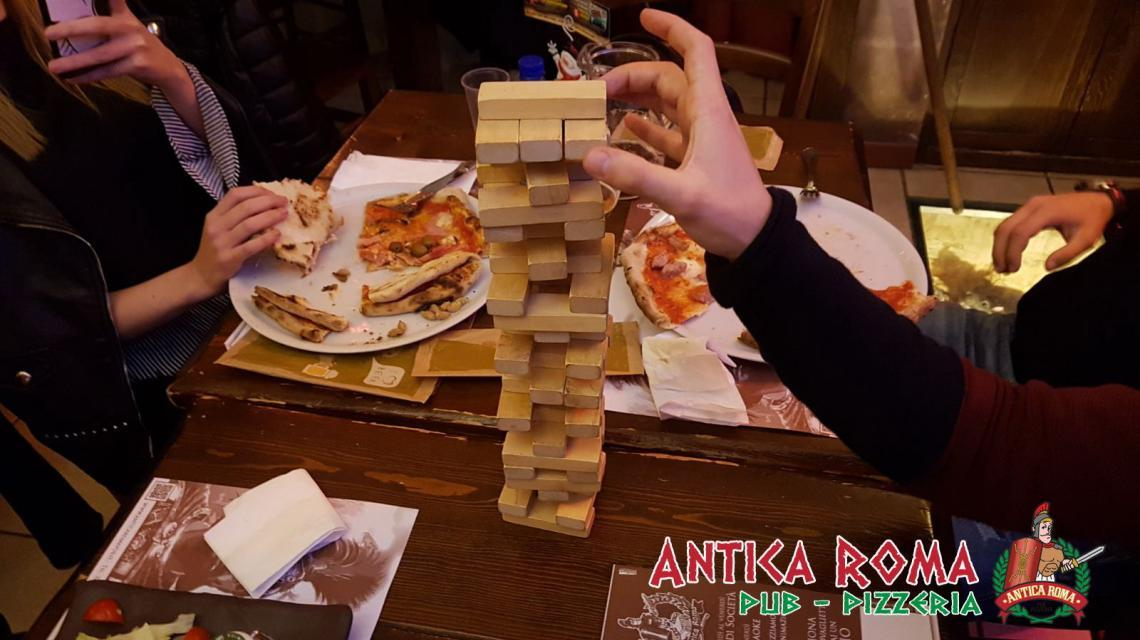 IMG-20171204-WA0000-1140x640 Tonight you play at the Antica Roma pub - pizzeria, 80 different table games