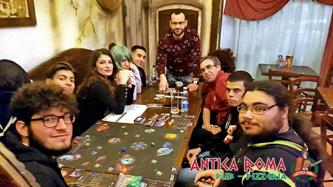 IMG-20180213-WA0044-1140x640 Tonight you play at the Antica Roma pub - pizzeria, 80 different table games