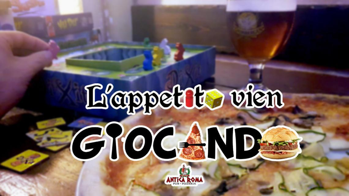 appetito-vien-giocando-locandina-immag-1140x640 Tonight you play at the Antica Roma pub - pizzeria, 80 different table games