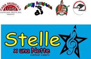 testata-stelle-300x196 Stars for a Night - song contest Castellana Grotte - Bari