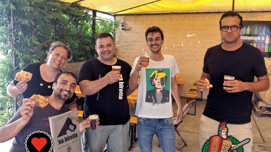 20180622_130833-1140x640 Visit to the BIRRADAMARE craft brewery Fiumicino Roma