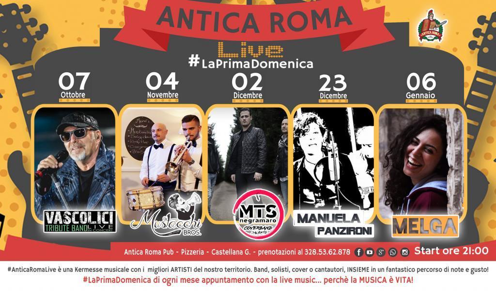 interno-volantino-1024x609 Antica Roma Live kermesse musicale