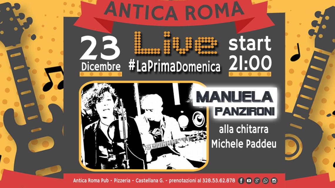 manuela-post-1140x640 Antica Roma Live kermesse musicale cover band e inediti