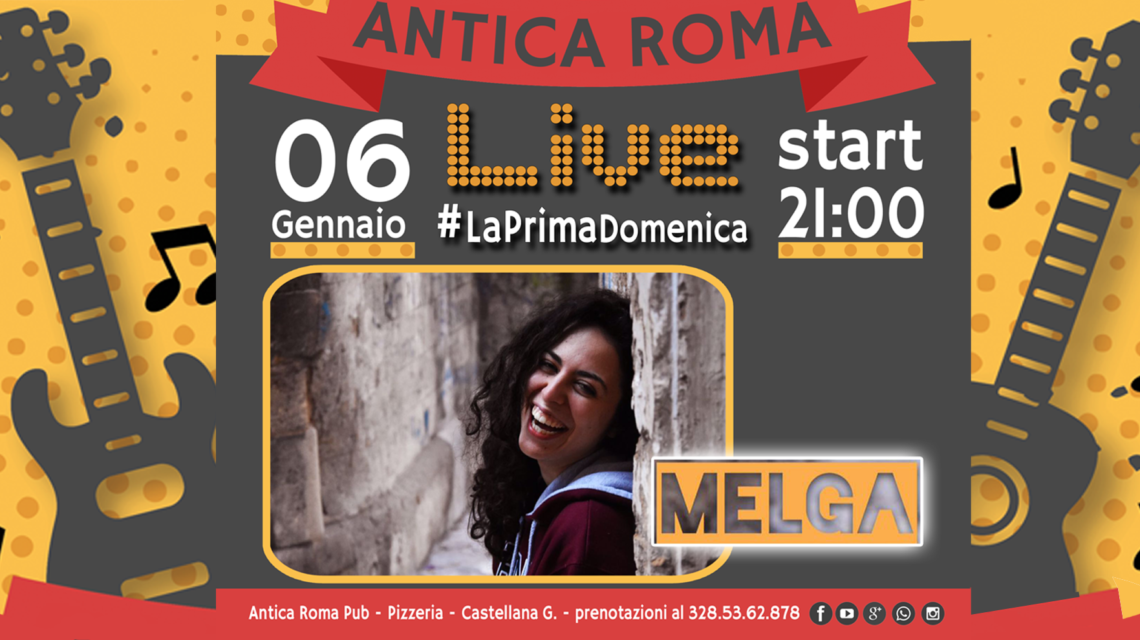 melga-cop-1140x640 Antica Roma Live kermesse musicale cover band e inediti